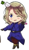 APH: France Pagedoll