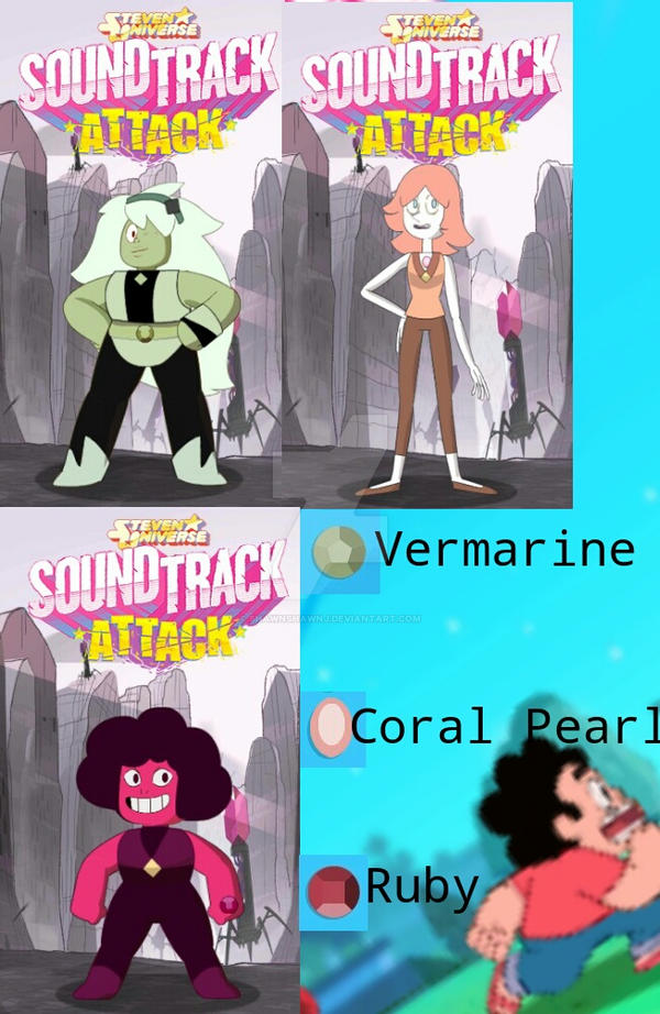 steven soundtrack attack