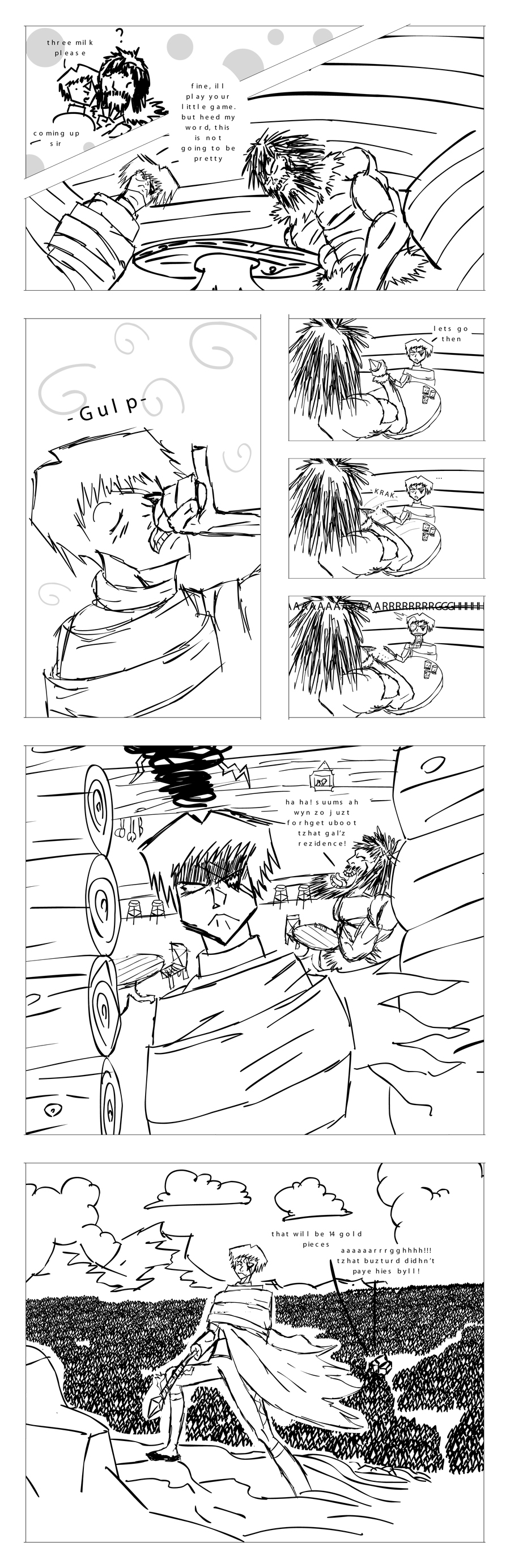 The Matadorion: return 02, 2 by Otamie