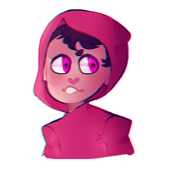 Im Pink Yabade by Poptotts