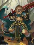 Karn, the Black Wood Infantry