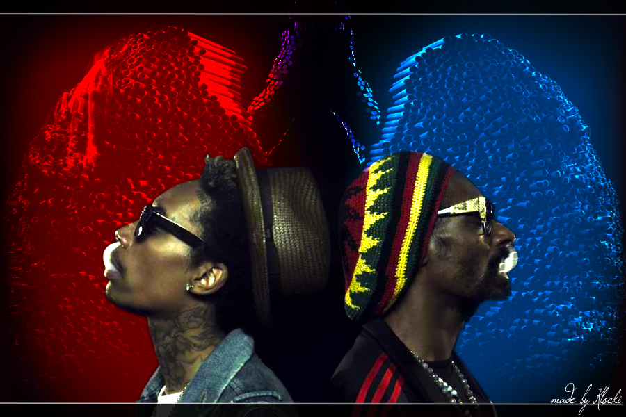 Wiz Khalifa And Snoop Dogg Wallpaper