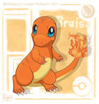 Braise the Charmander by Lougan-StellgaLou