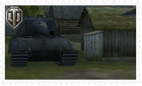 World of Tanks stamp by AmericanWolf016