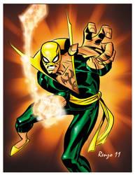 Iron Fist by Renzo1991