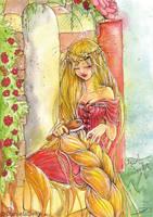2011-04 Maerchen_Rapunzel by Yumija