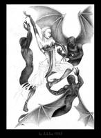 Demons by D-D-Lin