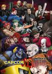 Capcom vs Masters of horror