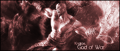 Kratos V4 by Kash2Smash