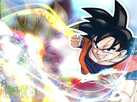 Dragonball Z Goku wallpaper