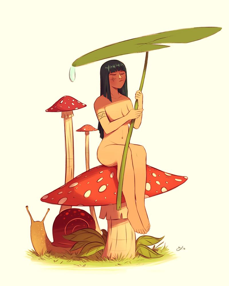 Lily by Rin-bin