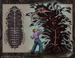 Spinal Mud Dweller - COW #331 by Kritzlof