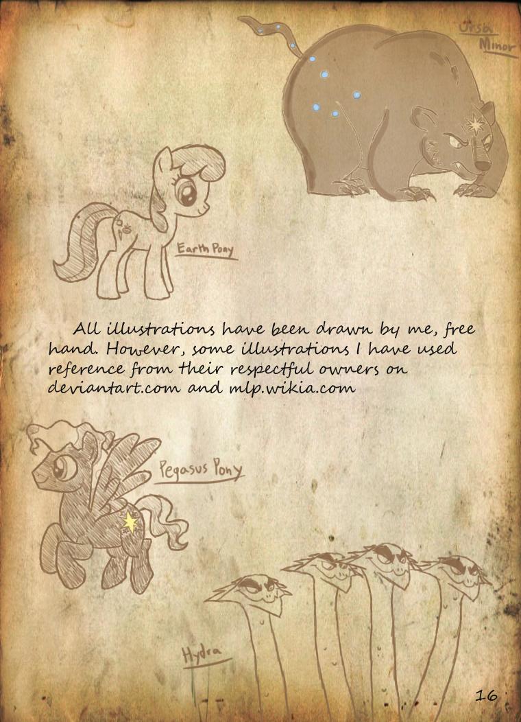 MLPFMTORPG Monster Guide pg 16 by iheartcartoons