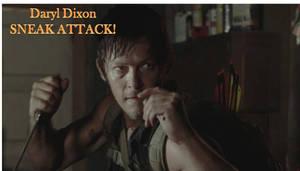 Daryl's War Tactics