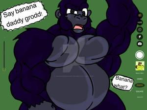 Say banana!