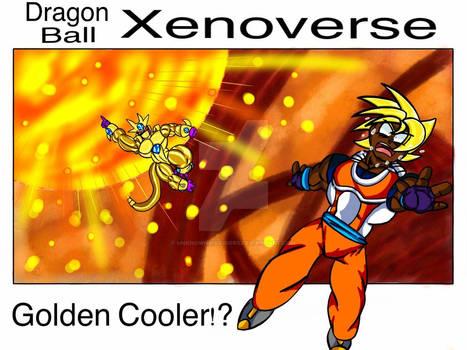 Golden Cooler!?