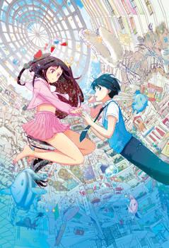 Kami-Girl 2 cover 2