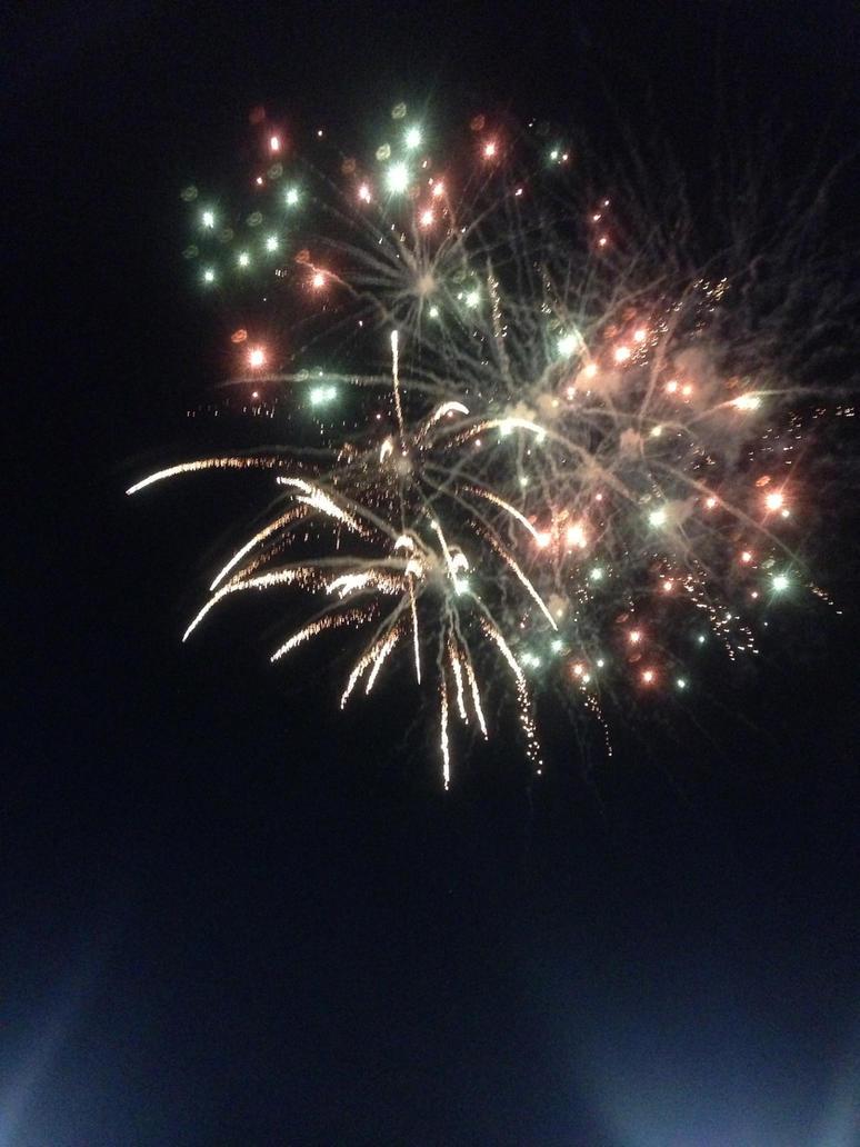 fireworks by TanithLipsky