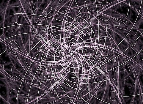 spider web of madness haha fractal