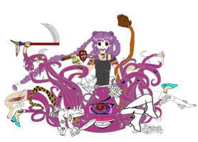 unsightly wip MLSD sailor senshi unnerving ahaha3 by TanithLipsky
