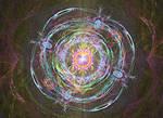 glimmery shine fractal 7899ANBJD