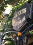 Img 2034 (1) Pirates of the Caribbean sign Disney