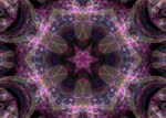 throw down the pink fractal hiugu3irgh8 stock