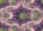 a ruckus purple pink green hypnosis stock gimp
