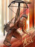 The Walking Dead - Daryl Dixon