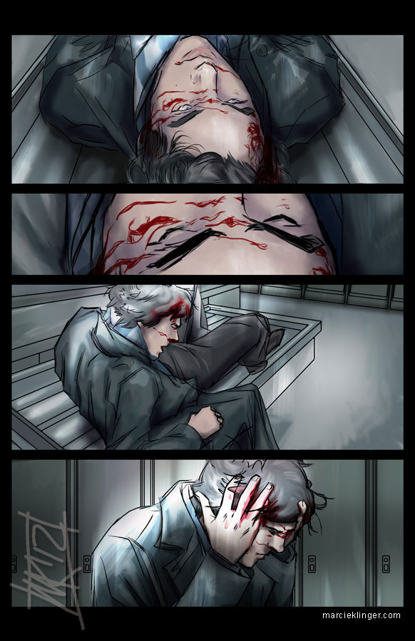 Sherlock Comic Page 2 by semie