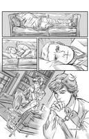 Sherlock Comic Page 6