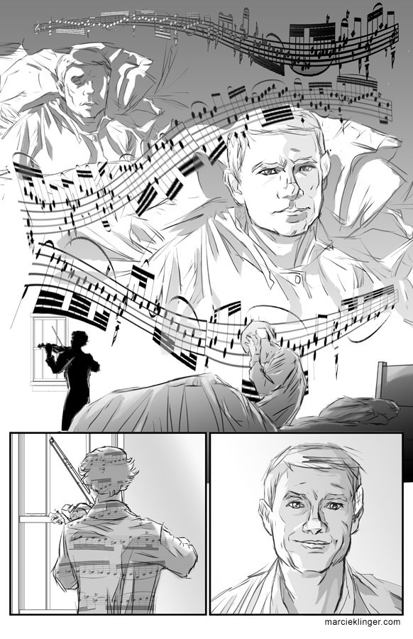 Sherlock Comic Page 16 by semie