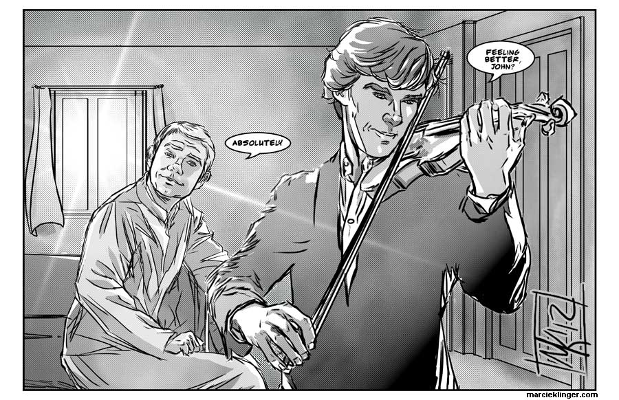 Sherlock Comic Page 17 by semie