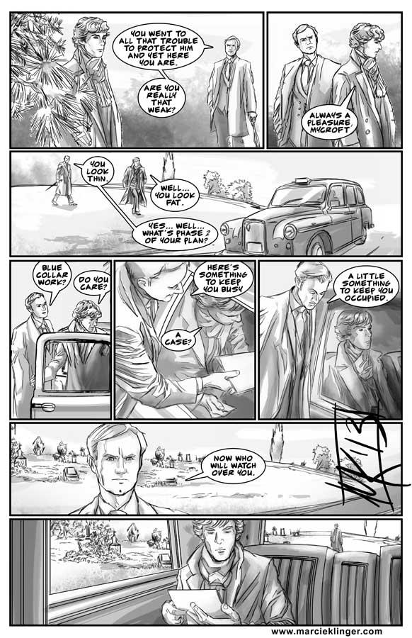 Sherlock Comic2 Pg03 by semie