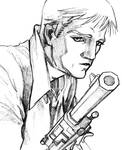 Malcolm Reynolds from Firefly