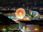 Lyon by Night by Uraeus82
