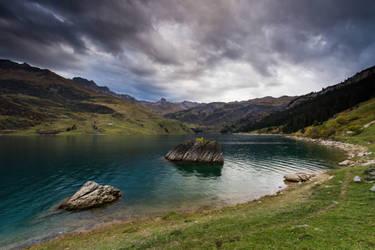 Lake Roselend