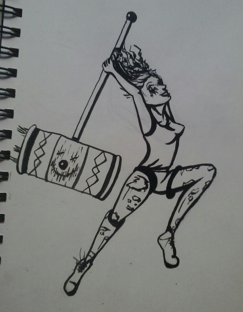July doodle by juliabubik