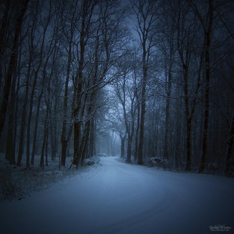 gothic winter by jtphoto on deviantart
