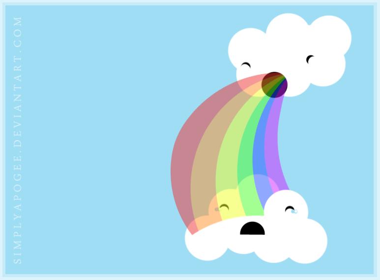 Random Rainbow by WAYW