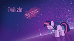 How to spell your name the Twilight Sparkle way?