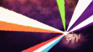 Rainbow Dash Alicorn - 4k Wallpaper