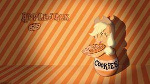 I can eat all these cookies! - 4k Wallpaper