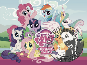 MLP:FiM - WIL WHEATON APPROVED