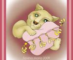 Pillow cat