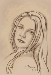 O Maria by Marsulu