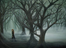The White Wood by Terrizae