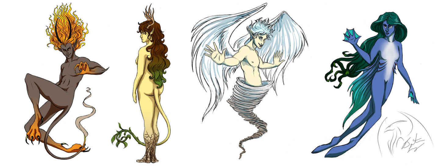 Character Design Elements : Character design elements by terrizae on deviantart