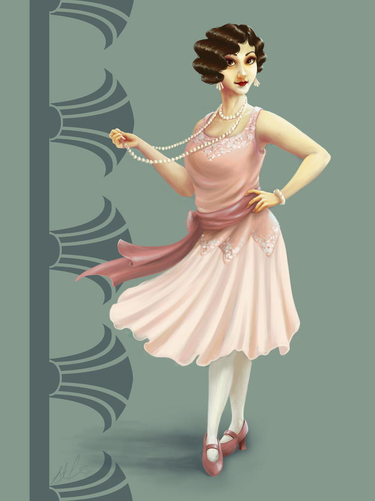 The Roaring 20s by Terrizae