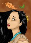 Disney Girls-Pocahontas